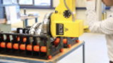 Industrial Parts Handling