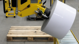 Roll handling solutions by Dotec